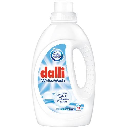 Dalli Гель для стирки белого белья White Wash 20 стирок 1,35 л