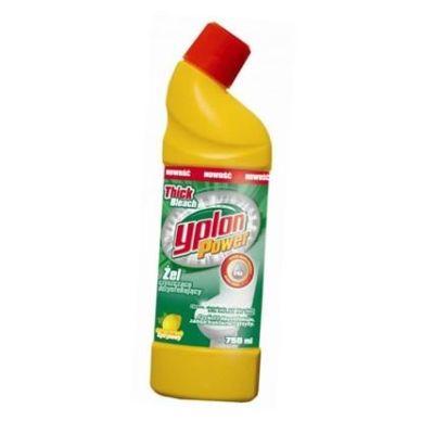Yplon гель для чистки унитазов лимон, 1 л