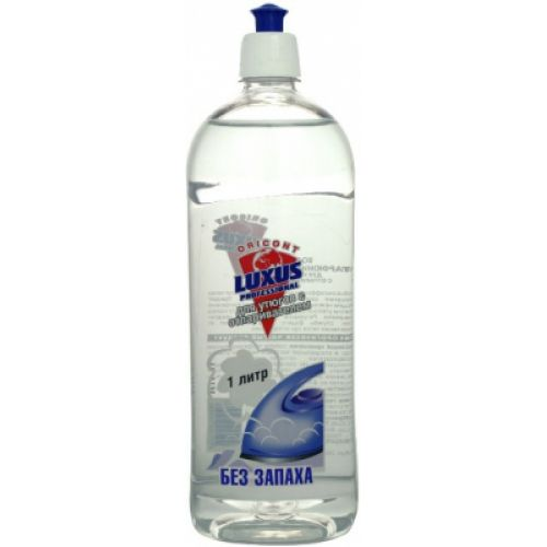 Luxus Professional Парфюмированная вода для утюгов с отпаривателем без запаха 1 л