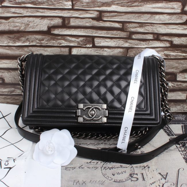 Сумка Chanel Boy Shoulder Bag 25cm