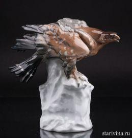 Орел на скале, Karl Ens, Германия, 1920-30 гг