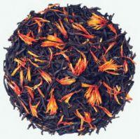 Чай с бергамотом классический (Граф Грей черн.)- черный индийский чай с натуральным ароматизатором.