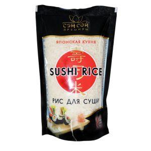 СЭН-СОЙ Рис для суши пакет 1 кг
