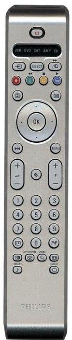 Пульт для Philips RC4344/01H (TV) (29PT9020/12, 32PW9520/12)
