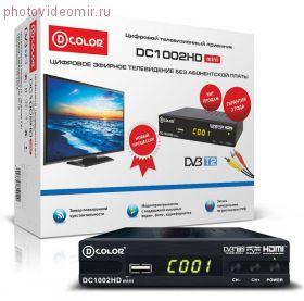 Цифровой эфирный приёмник DC1002HD
