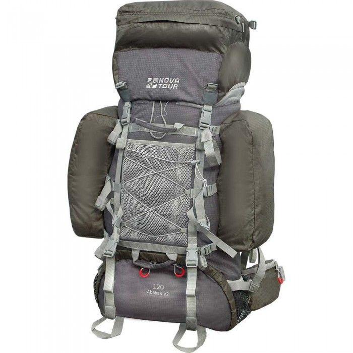 NOVA TOUR АБАКАН 120 V2 туристический рюкзак-тяжеловес