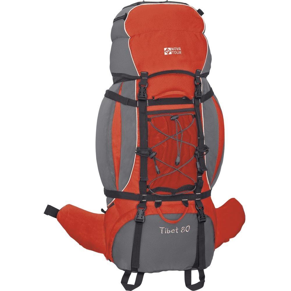 NOVA TOUR ТИБЕТ 80 V2 туристический рюкзак