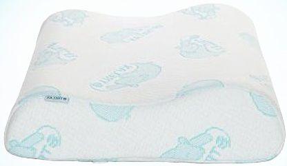 Подушка ортопедическая Trelax с эффектом памяти, для детей от 3 лет RESPECTA BABY П25