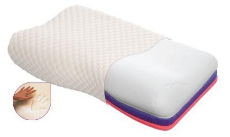Ортопедическая подушка с регулируемой высотой Тривес ТОП-105