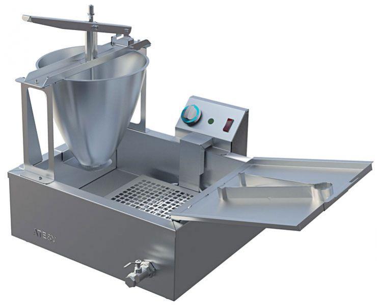 Гольфстрим-1/1М аппарат пончиковый Atesy