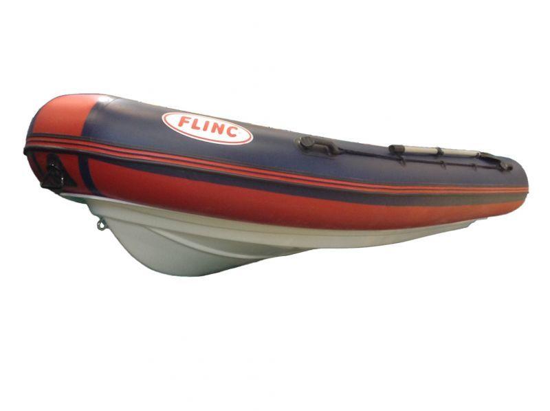 Комбинированная лодка RIB FLINC 390