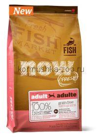NOW Беззерновой для взрослых собак форель/лосось
