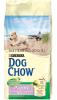 Dog Chow для щенков с ягненком и рисом