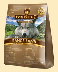 "Wolfsblut LAMB RANGE  ""Только ягненок"""