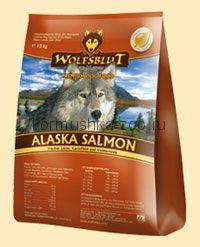 "Wolfsblut ""Аляскинский Лосось"""
