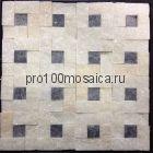 MLS020. Бесшовная мозаика 3D Fusion Stone, размер: 300*300*19 мм (Opera Decoration)