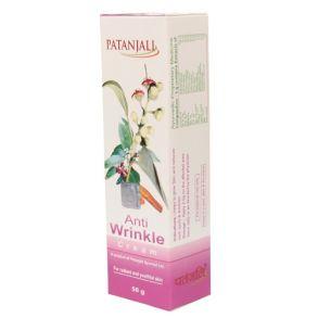 Крем против морщин Патанджали (Patanjali anti wrinkle cream) 50 гр
