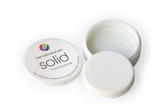 Мыло для очищения спонжа Solid