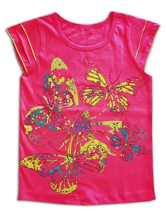 Блуза для девочки Коралл