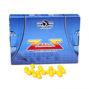 Шары Gen X Global 500 Z Balls (Многоразовые)