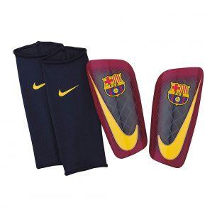 Футбольные щитки NIKE FC BARCELONA MERCURIAL LITE