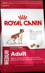Royal Canin Medium Adult для собак ( с 12 мес. до 7 лет) средних (10 - 25 кг. ) размеров 15 кг.