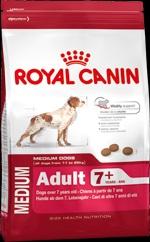 Royal Canin Medium Adult 7+ для собак ( с 7 лет) средних (10 - 25 кг. ) размеров 15 кг.