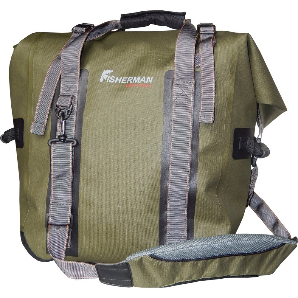 FISHERMAN NOVA TOUR БАРРЕЛЬ PRO водонепроницаемая сумка для рыбалки