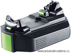 Аккумулятор FESTOOL BP-XS 2.6 Ah Li-Ion 500184