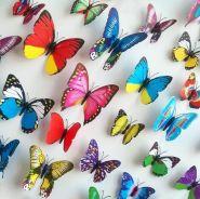 "Наклейки на стены ""3D-Бабочки"""