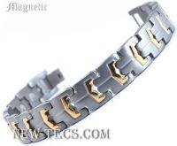 Магнитный браслет с турмалином TY401JNT-Pan