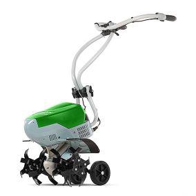 Культиватор электрический 1,0 кВт Turbo 1000, реверс, 22-47 см, 32 кг