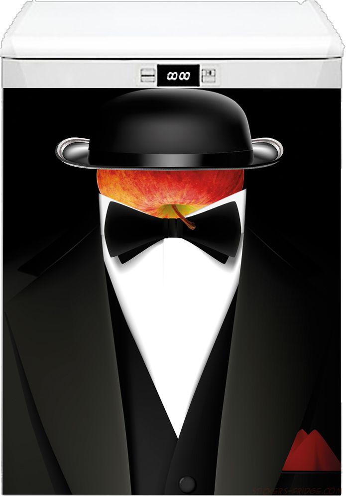 наклейка на посудомоечную машину - Mr. Stickers