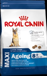 Royal Canin Maxi Adult 8+ для собак ( с 8 лет) крупных (25 - 45 кг. ) размеров 15 кг.