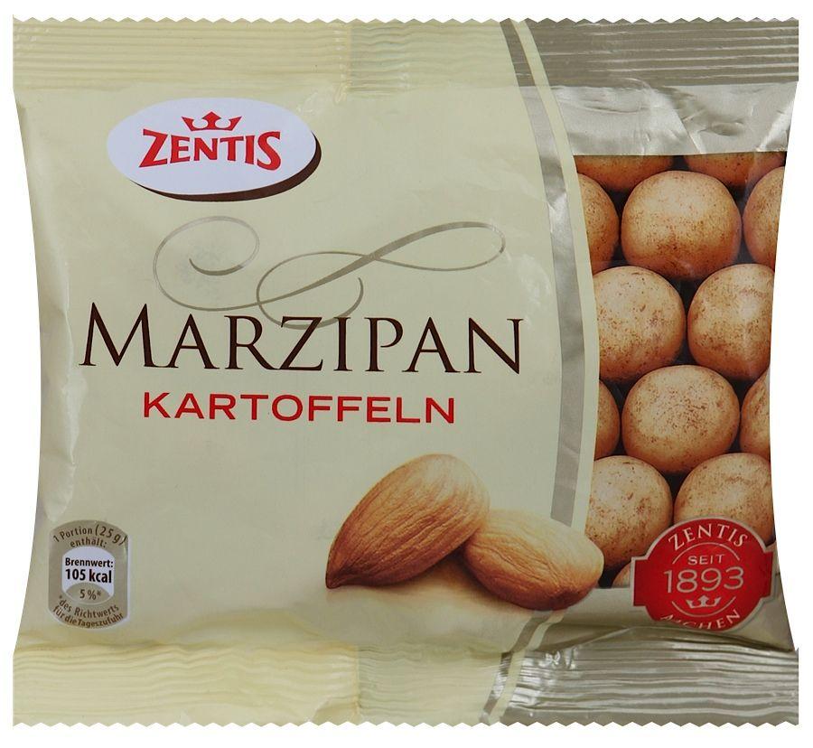 Марципановая картошка 100г Центис