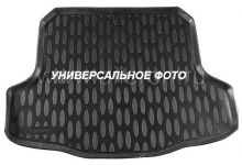 Коврик (поддон) в багажник, Aileron, черный с бортиками для 2WD