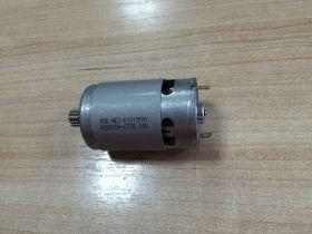 Двигатель на акк. шуруповерт с ответной шестерней для 12В Интерскол