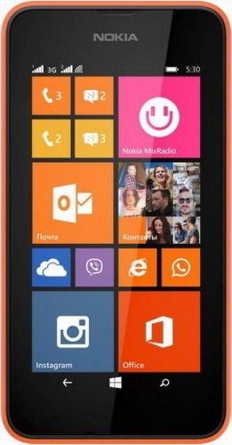 NOKIA Lumia 530 DS Orange