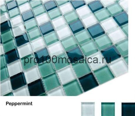Peppermint Мозаика серия Acquarelle 23x23, размер, мм: 298*298*4 (Caramelle)