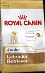 Royal Canin LABRADOR RETRIEVER JUNIOR для щенков лабладора (до 15 мес.) 12 кг.