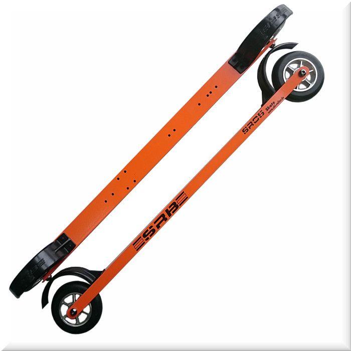 Лыжероллеры SRB Skate Alu 100 mm. SR05 (№ 2/средние)
