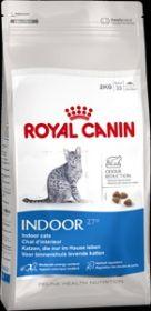 Royal Canin INDOOR 27 для кошек ( с 1 до 7 лет) 10 кг.