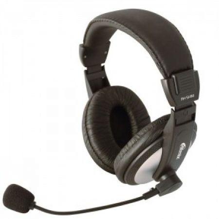 Мониторные наушники с микрофоном Ritmix rh-514M