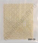 Наклейки 3D BM-09 (золото)