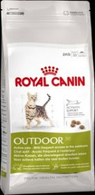 Royal Canin OUTDOOR 30 для кошек ( с 1 до 7 лет) 10 кг.