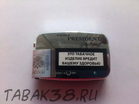 Табак нюхательный снаф Ozona President 7г