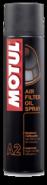 Motul A2 Air Filter Spray