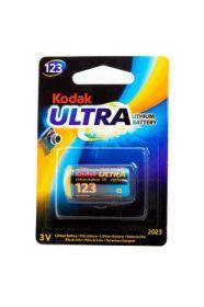 Батарейка Kodak ULTRA CR123