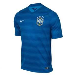 МАЙКА ИГРОВАЯ NIKE CBF SS AWAY STADIUM JSY