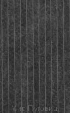 Флизелин нитепрошивной. Черный. 90 см.,100 м., РА, 50% ПЭ / 50% НЛ